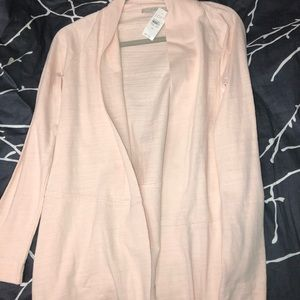 Brand new light pink sweater w/ tags from LOFT